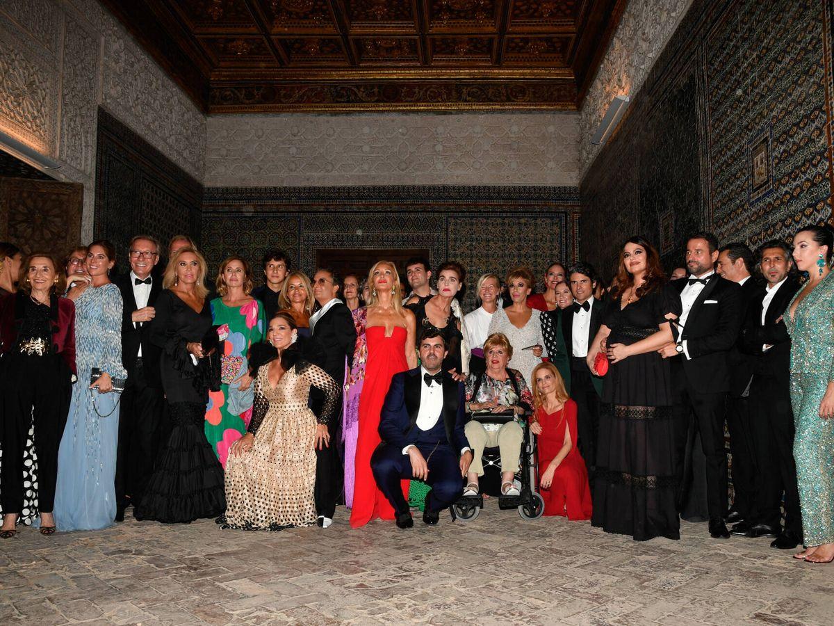 Foto: Los invitados a los Premios Escaparate 2021. (Gtres)