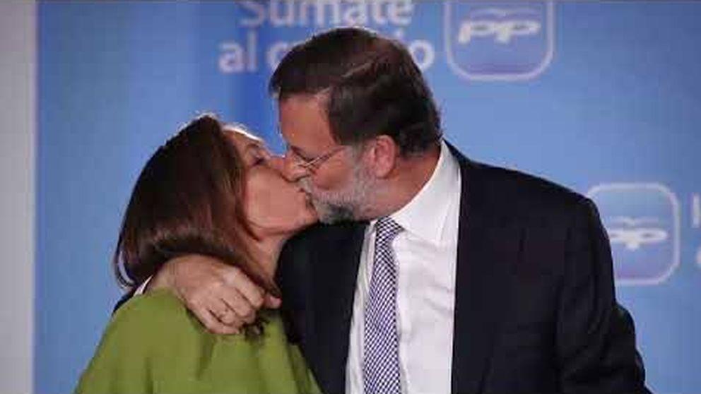 El vídeo homenaje del PP que dejó mudo a Mariano Rajoy