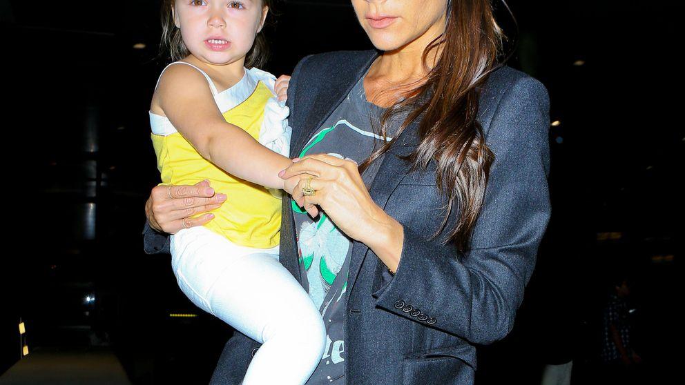 Victoria Beckham habla sobre su hija Harper: Ella es una pequeña 'tomboy