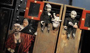 Segovia, capital de las marionetas gracias a Titirimundi