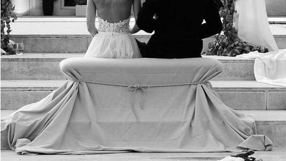 Juan Carlos Ferrero le da el 'sí, quiero' a Eva Gil en una preciosa ceremonia