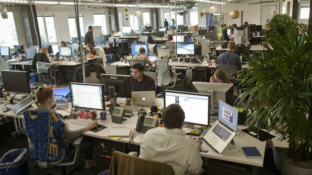 Tablet la mesa de trabajo ha muerto larga vida a la for Oficina de empleo