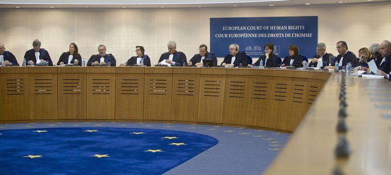 Foto: El Tribunal Europeo de Derechos Humanos de Estrasburgo (Efe)