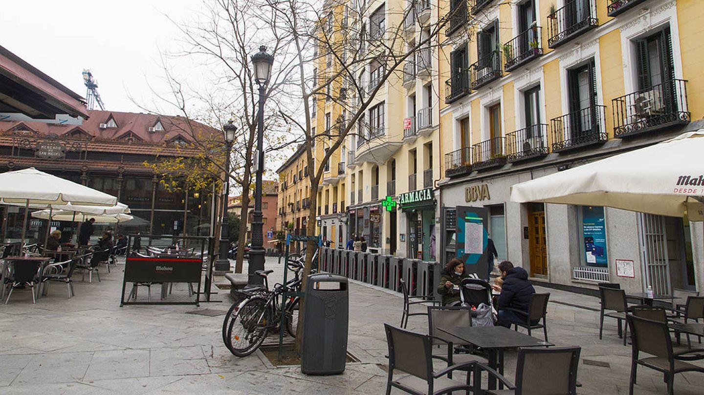 Aspecto de la zona en la que se encuentra el piso. (Foto: José Martín)