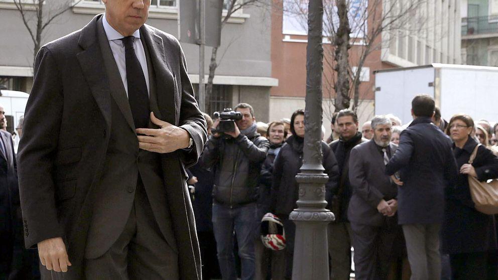 Zaplana y Villar Mir, entre los 60 investigados por el juez Velasco