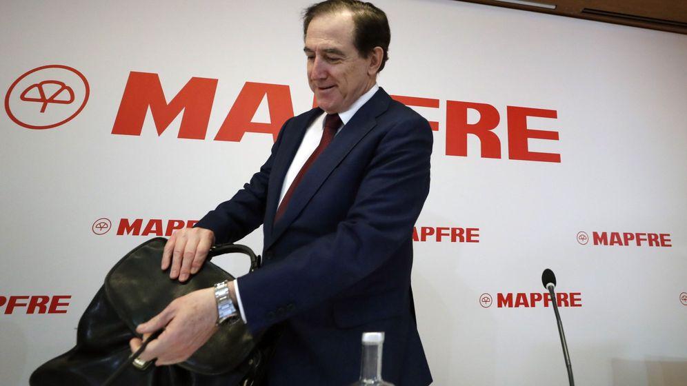 Foto: Antonio Huertas, presidente de Mapfre. (Efe)