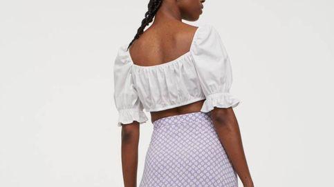 La falda pareo de H&M que afina las caderas solo cuesta 15 euros