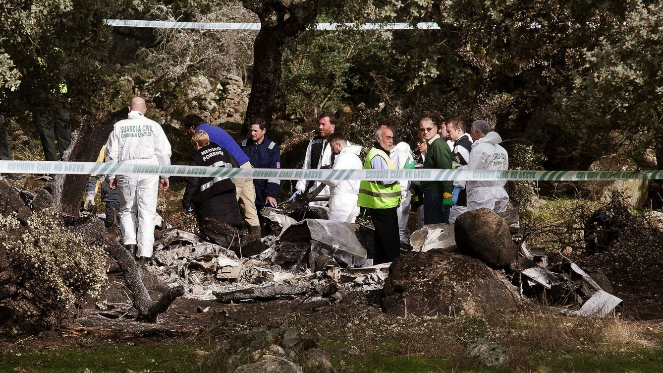 Mueren los dos ocupantes de una avioneta al estrellarse en Toledo