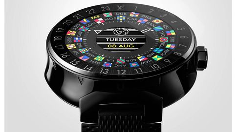 Louis Vuitton lanza su primer smartwatch