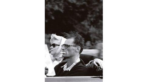 Marilyn y Arthur Miller, los Burton, los Kennedy, Picasso... Parejas de ases