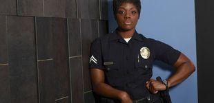 Post de La actriz Afton Williamson deja 'The Rookie' tras denunciar racismo y acoso