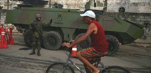 Post de Brasil entrega Río de Janeiro al ejército en la primera intervención federal de su historia