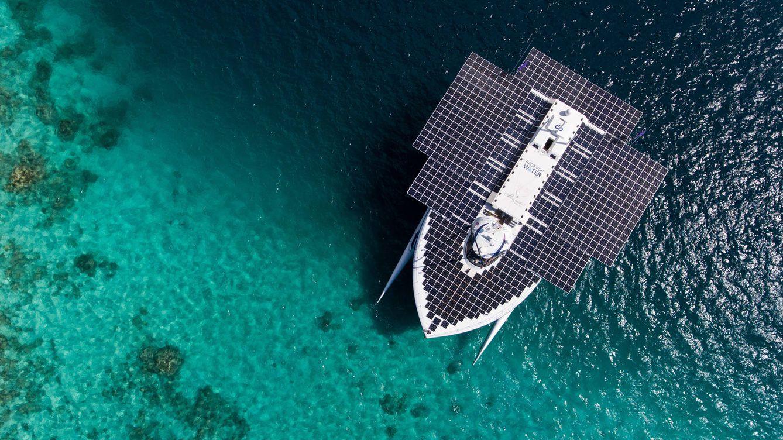 Foto: Breguet se unió a Race for Water en marzo como principal patrocinador de un programa a cinco años, llamado 'Odyssey 2017-2021', cuya misión principal es el cuidado de los océanos.
