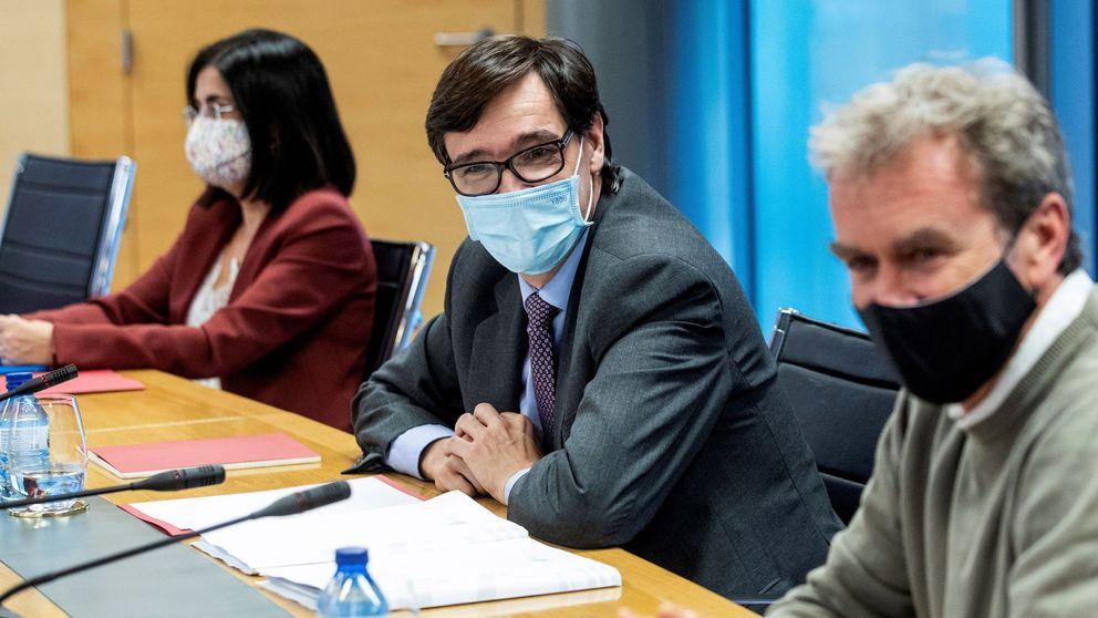 Sanidad establece umbrales objetivos contra el covid por primera vez en la pandemia