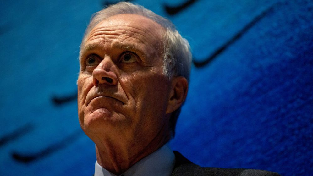 Foto: Richard Spencer, el hasta ahpra secretario. (Reuters)
