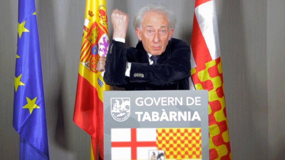 Tabarnia, la gran broma que quiere ser la pesadilla del independentismo
