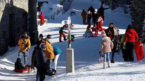 La borrasca Filomena enfría España con copiosas nevadas y deja 190 vías afectadas