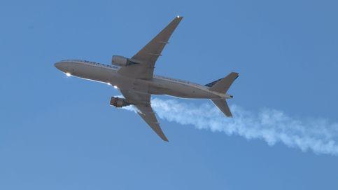 Segundo incidente con Boeing 777 en una semana, aterrizaje de emergencia en Moscú