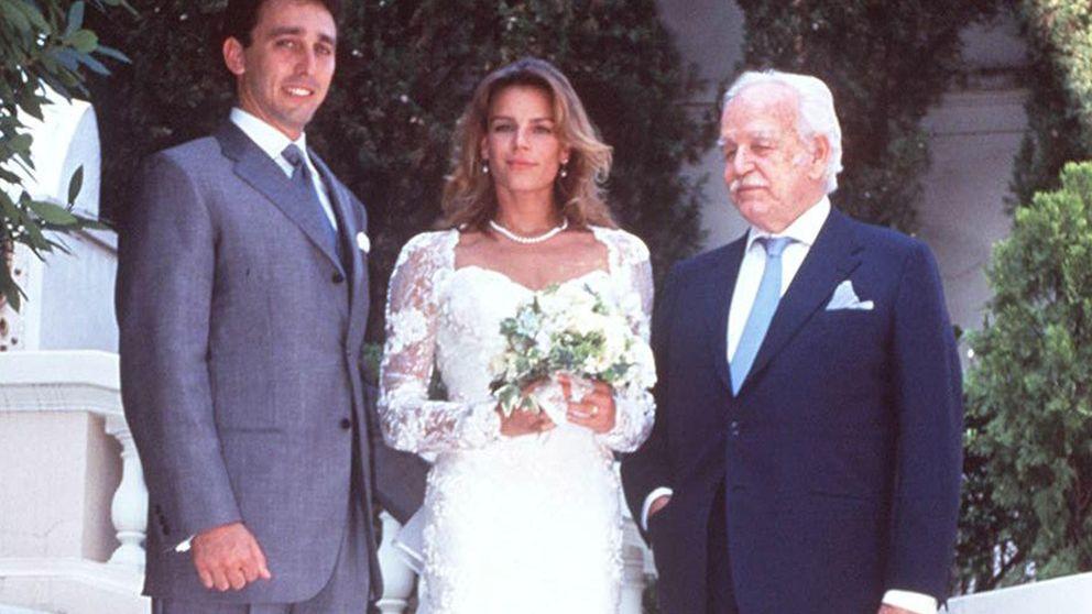 Estefanía y Ducruet, la boda que sorprendió a Mónaco, 20 años después