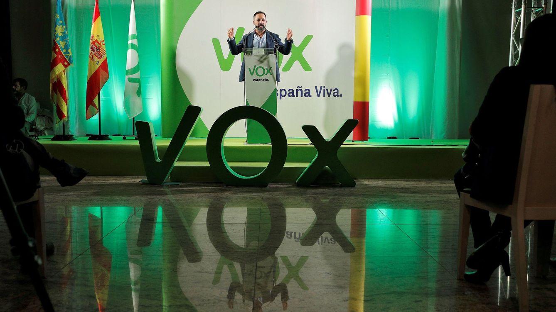 Vox no es fascista y nunca lo será