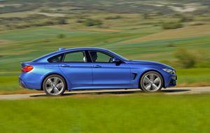 BMW Serie 4 Gran Coupé, más alternativas