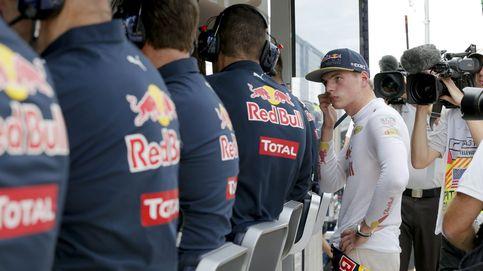 Verstappen recibe una colleja y estropea su propio mito: La F1 no es sólo pilotar