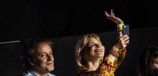 Post de Eugenia Martínez de Irujo, Narcís Rebollo y Tana Rivera: la familia que canta unida...