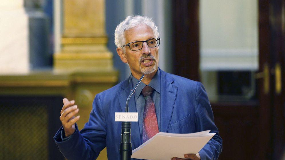 Foto: El senador de ERC Santiago Vidal. (EFE)