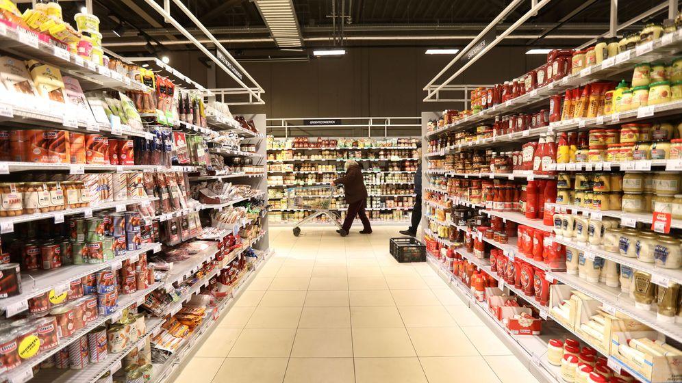 Foto: Un supermercado. (Reuters)