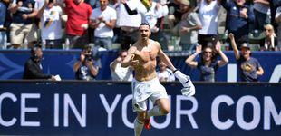 Post de Ibrahimovic se proclama rey de Los Ángeles con un debut histórico en la MLS