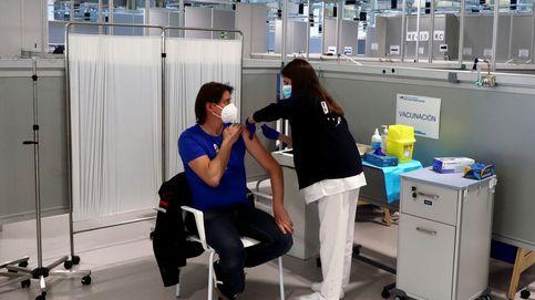 España supera las ocho millones de dosis administradas de vacunas contra el covid