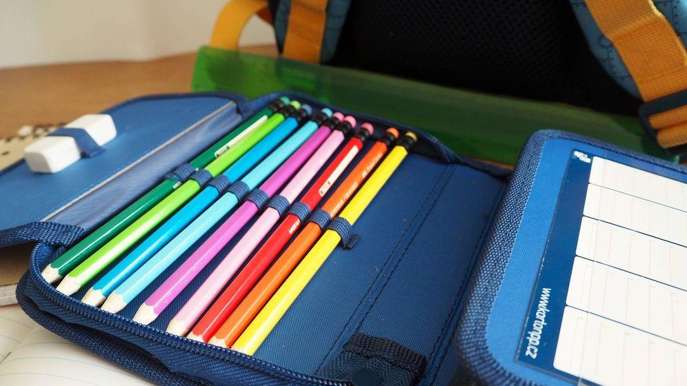 Foto: Material escolar. (Pixabay)