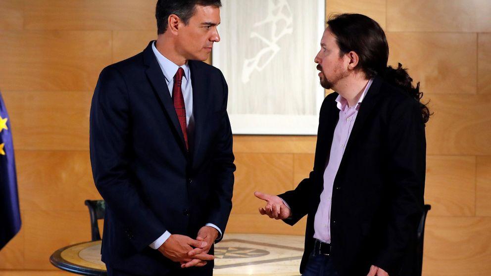 El PSOE acusa a Podemos de pedir carteras de peso: vicepresidente, Hacienda y Trabajo