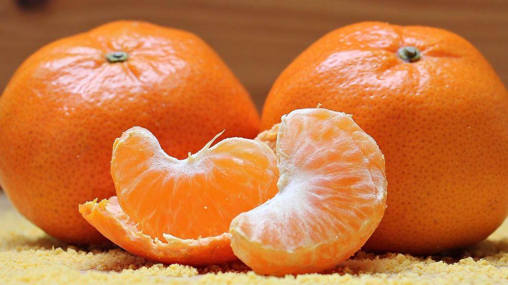 Foto: Mandarinas y clementinas