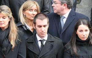 El Ministerio de Justicia otorga el ducado de Suárez a su nieta