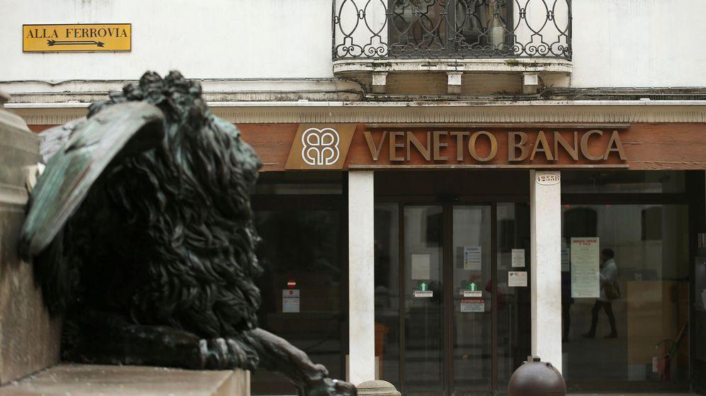 Foto: Sede de Veneto Banca (Reuters)