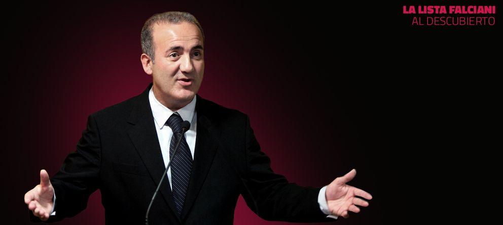 Foto: La lista Falciani salpica al Barcelona: Godall ocultaba dinero mientras era vicepresidente
