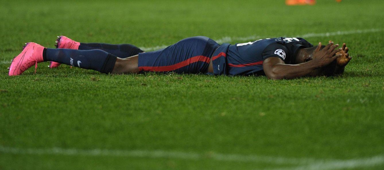 Foto: Jackson sólo ha marcado tres goles en el Atlético (Cordon Press).