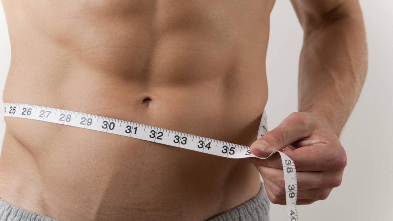 Perder peso es un proceso lineal
