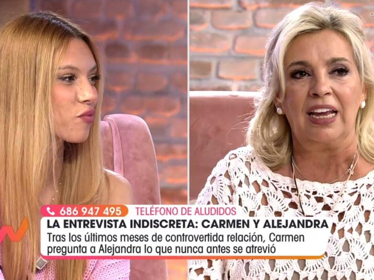 Foto: Rubio y Borrego. (Telecinco).