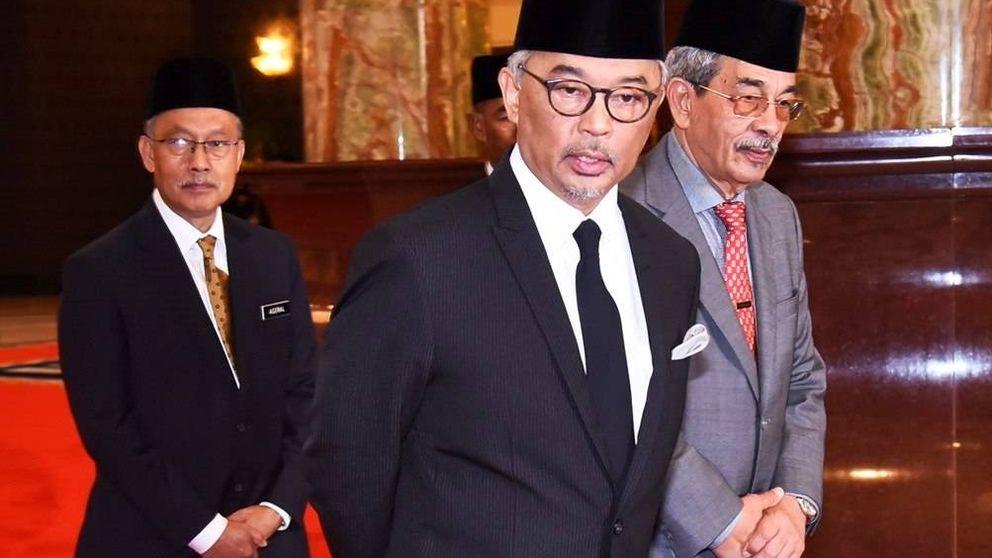 Coronado el nuevo rey de Malasia tras la renuncia del anterior monarca