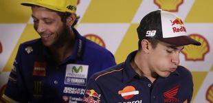 Post de El origen de por qué Valentino Rossi no soporta a Marc Márquez