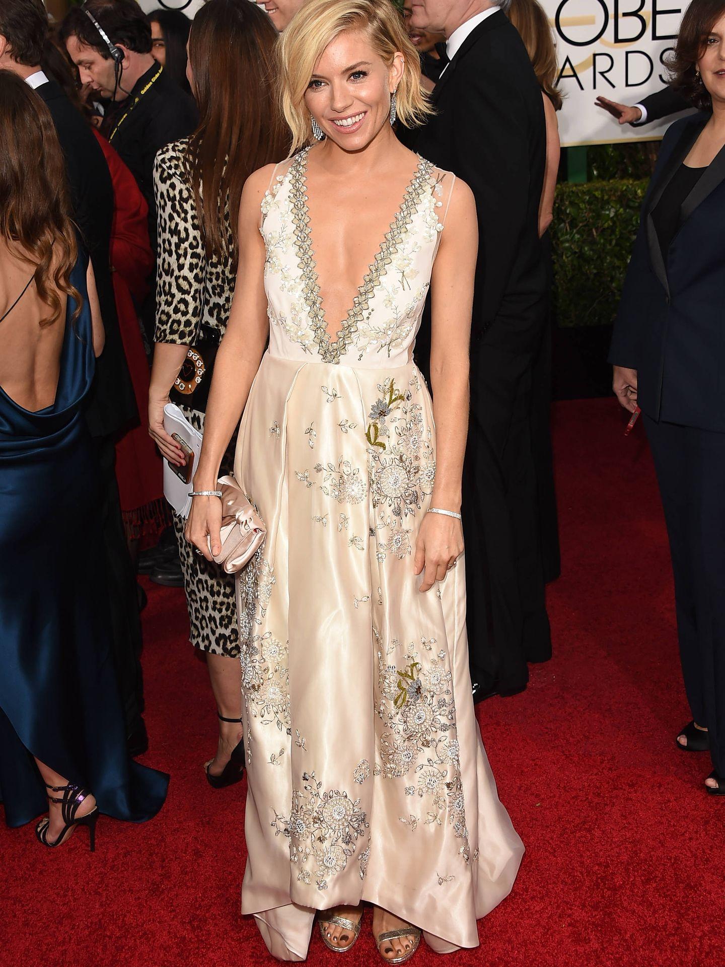 Sienna Miller. (Getty)