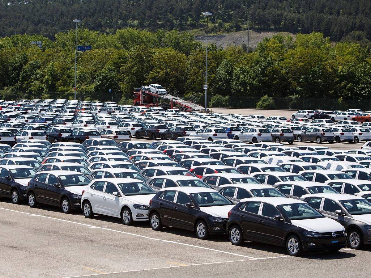 Foto: El Volkswagen Polo fabricado en Navarra tiene una gran aceptación en toda Europa.