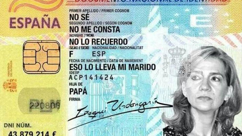 Los memes de la sentencia de la infanta Cristina e Iñaki Urdangarin