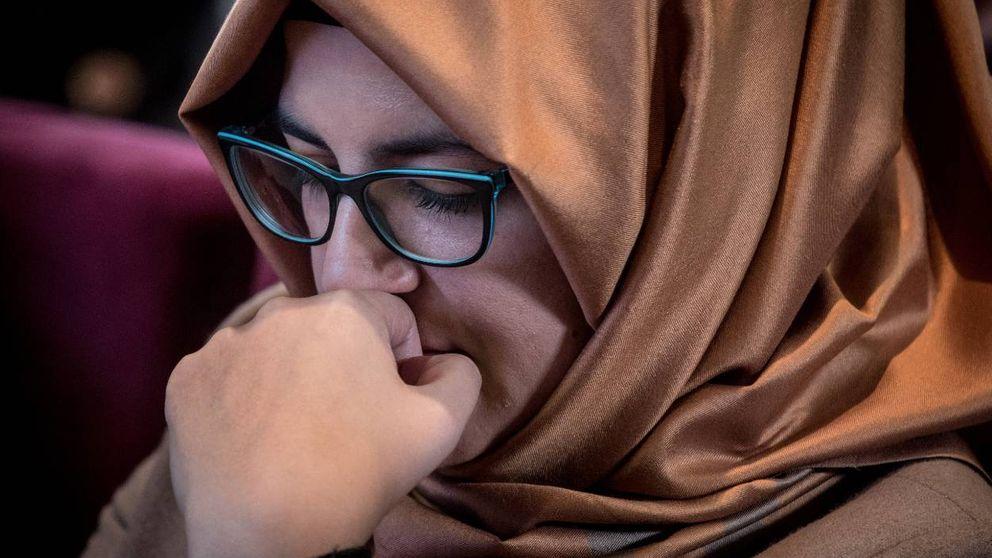 La novia del periodista asesinado Jamal Khashoggi rompe su silencio