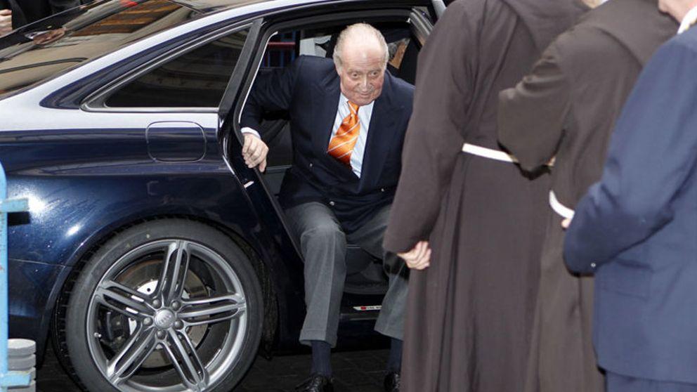 Carlos de Borbón, primo del Rey, alega una enfermedad mental ante un posible embargo