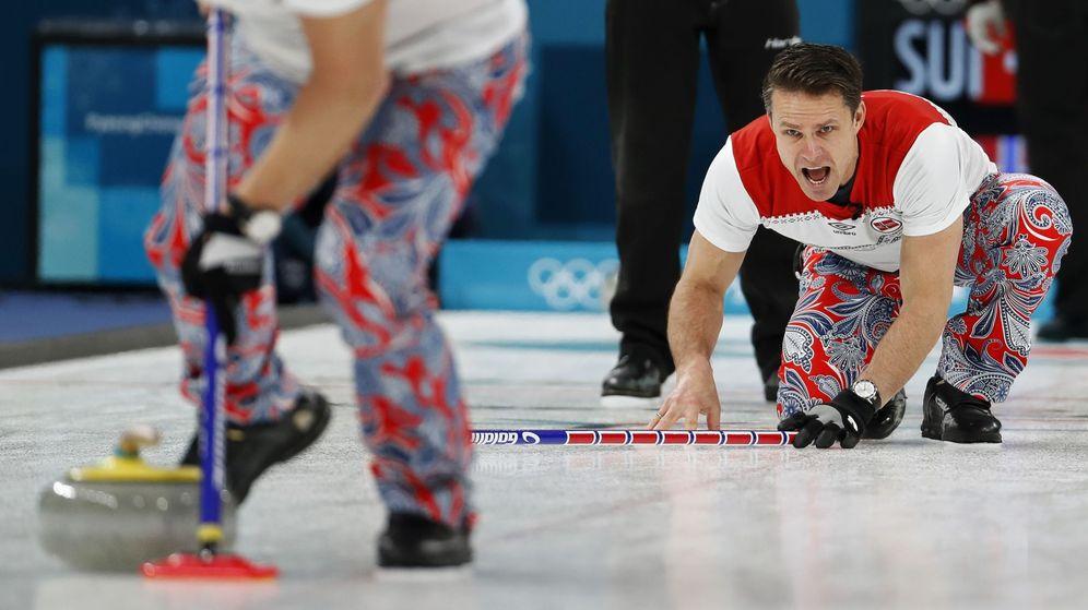 Foto: El equipo noruego barre en los Juegos de PyeongChang. (Reuters)