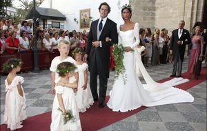 Inés Domecq hace de nuevo bisabuela a la duquesa de Alba