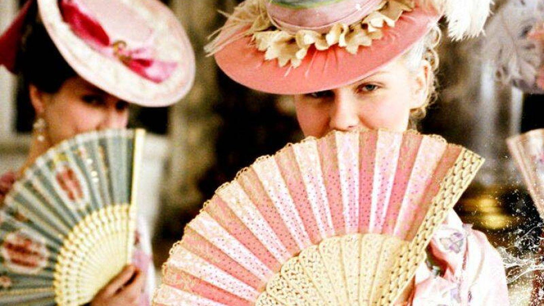 Fotograma de la película Maria Antonieta dirigida por Sofia Coppola